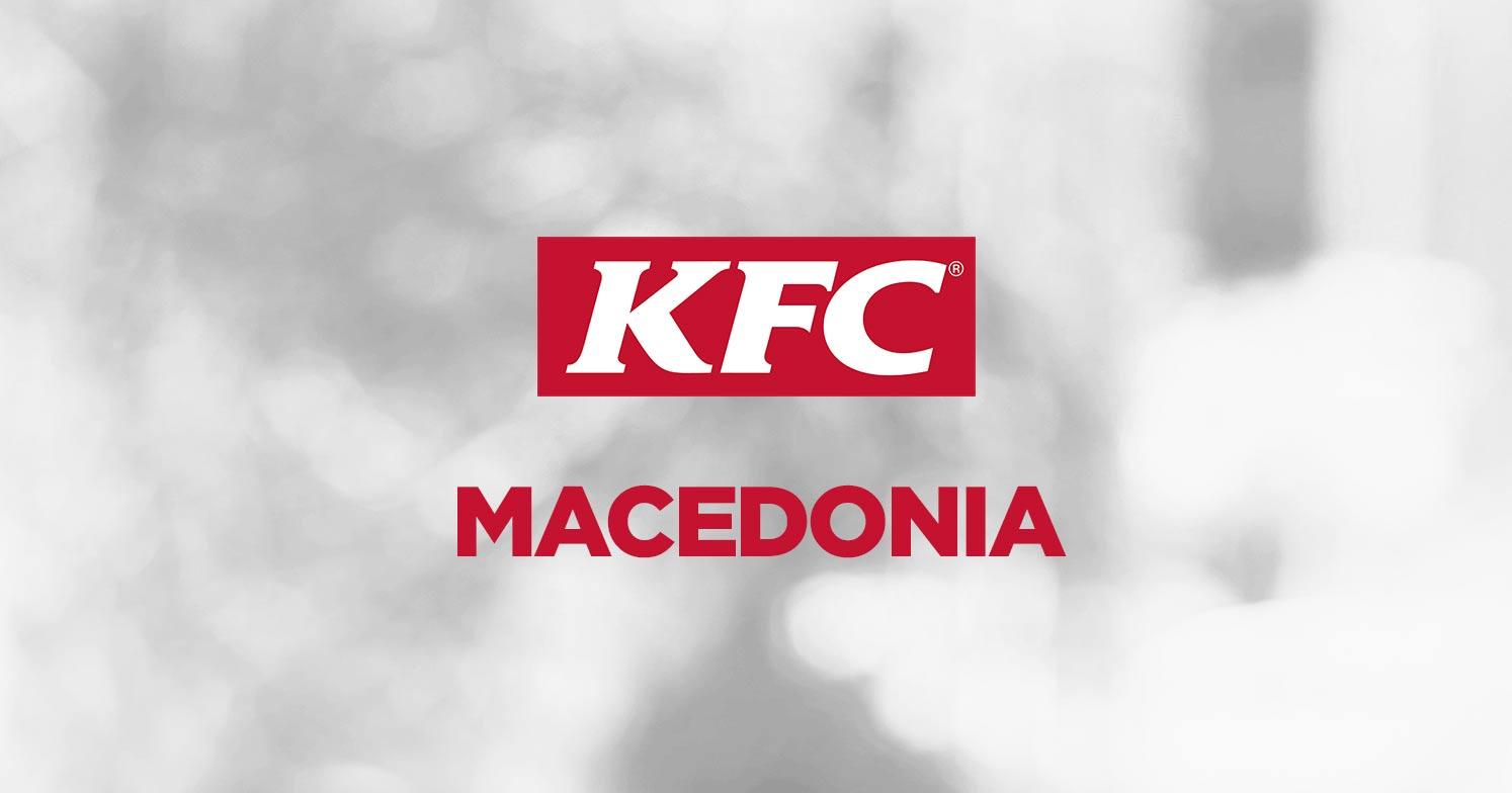 Colonel Sanders • KFC – Macedonia